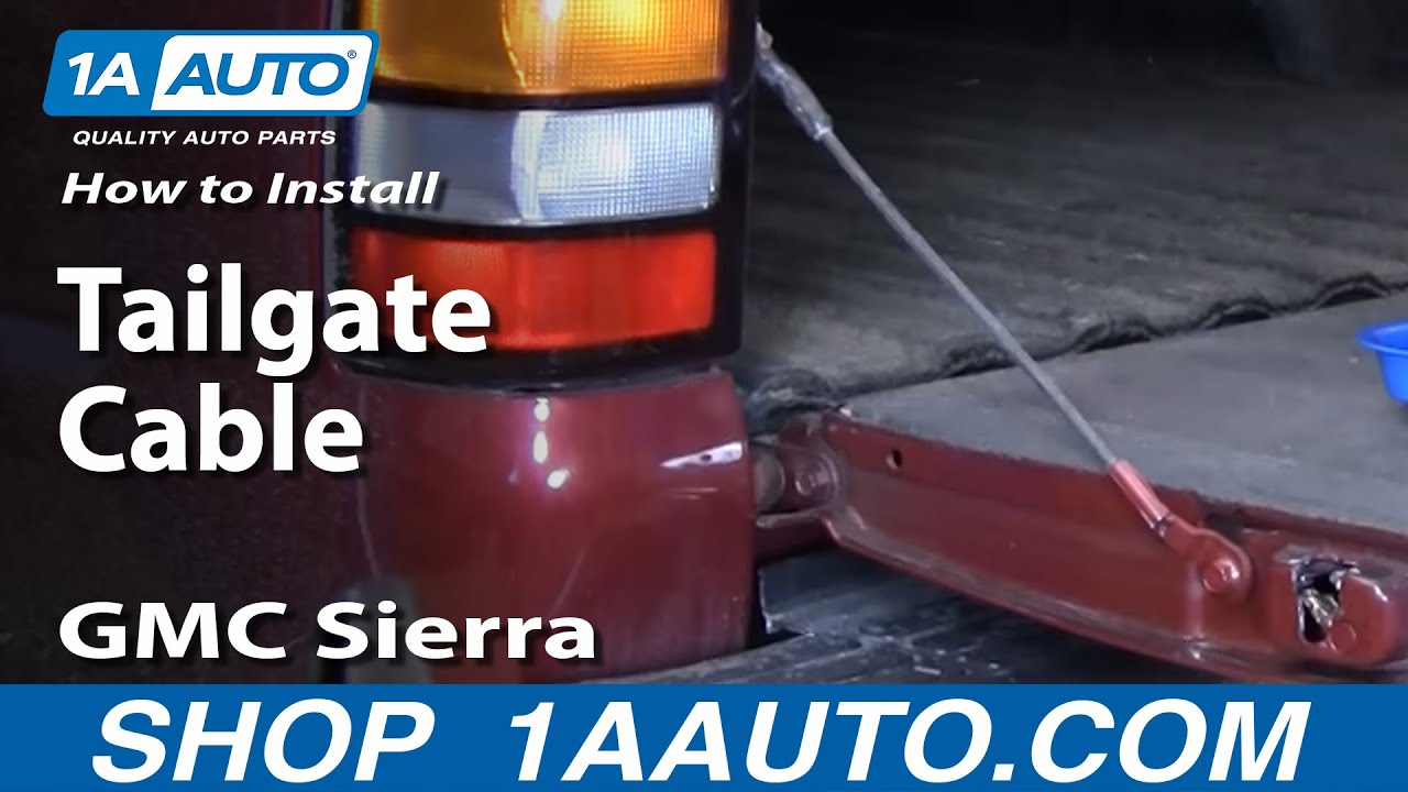 PAIR 94-02 Dodge RAM Pickup Tailgate Cable Tail Gate New Lift Support Strap