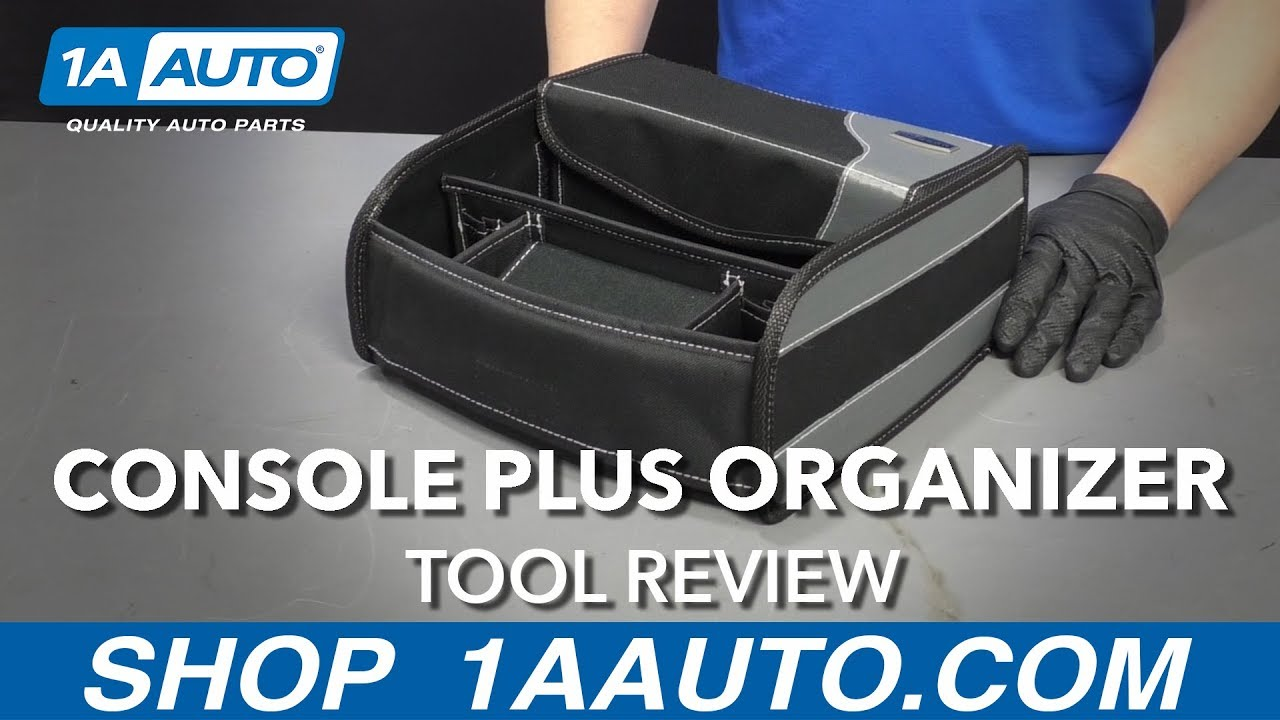 Console Plus Organizer - Available at 1AAuto.com