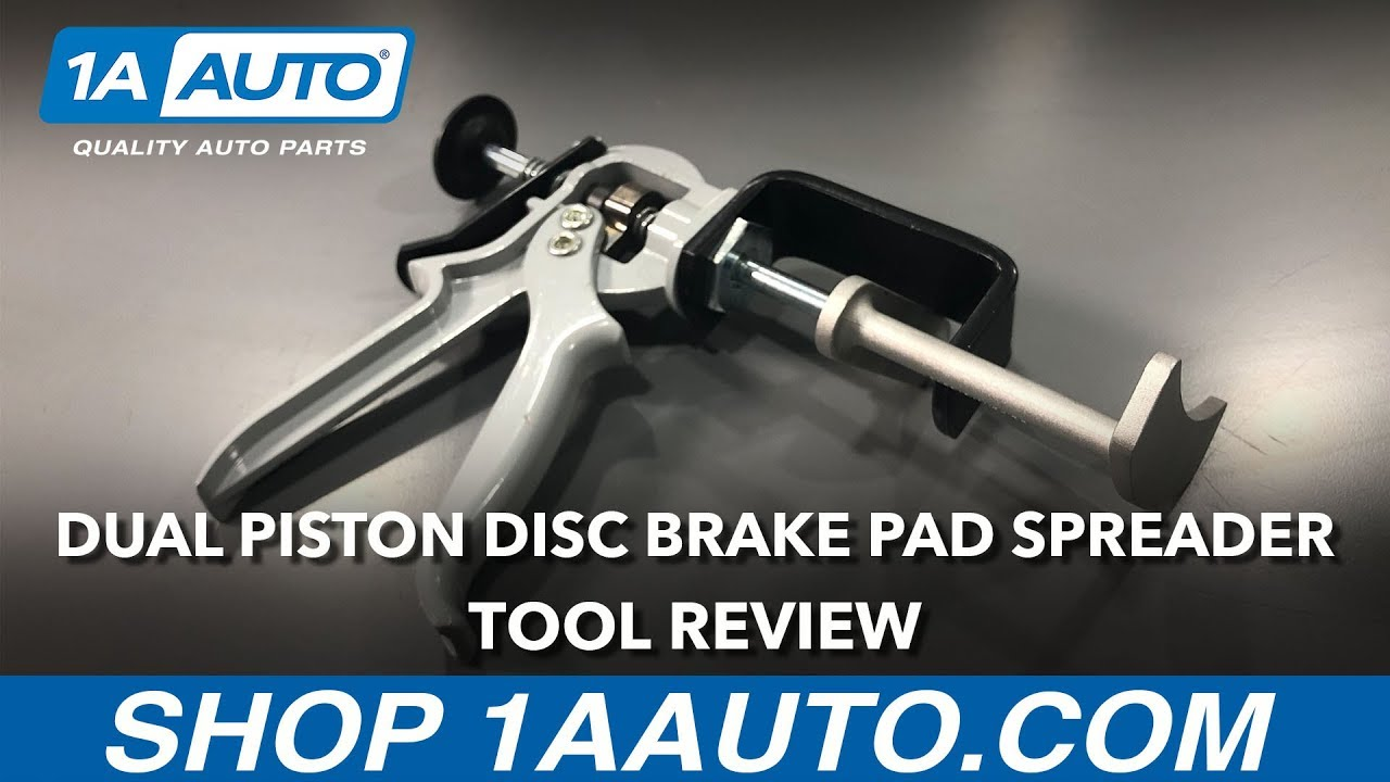 Dual Piston Disc Brake Pad Spreader - Available on 1aauto.com