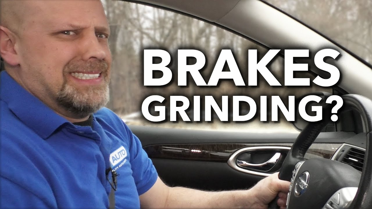 Grinding Noise When Braking in Your Car?