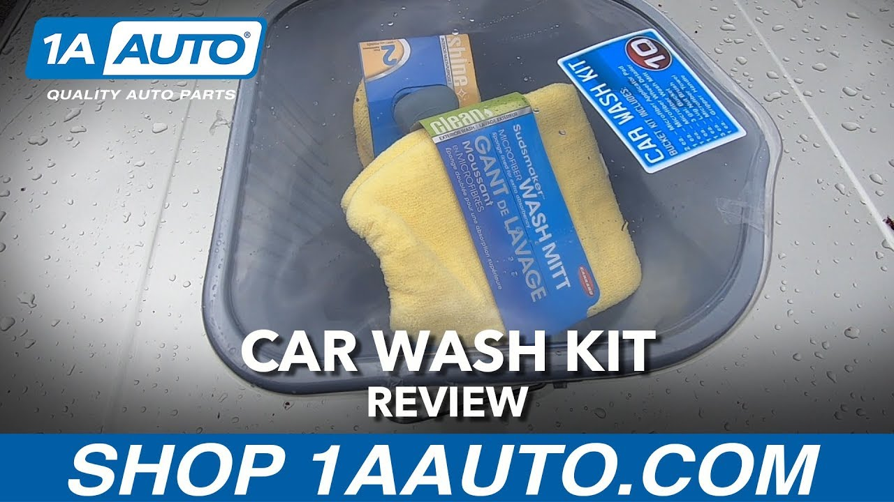 Car Wash Kit - Available at 1AAuto.com