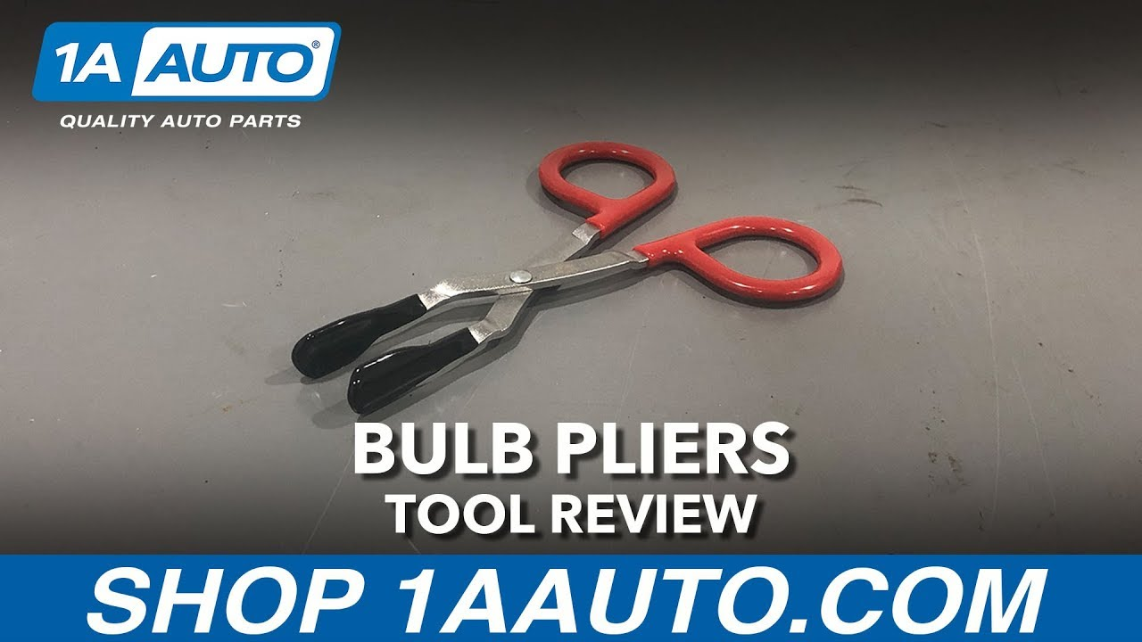 Bulb Pliers - Available on 1aauto.com