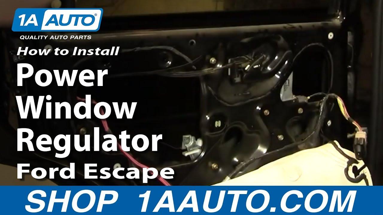 2002 Ford Explorer Window Motor Diagram