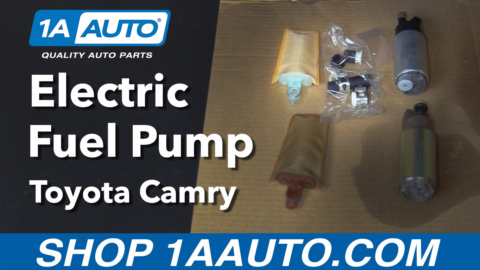 New Electric Fuel Pump w// Installation Kit for Toyota Pickup SUV Scion Lexus GM