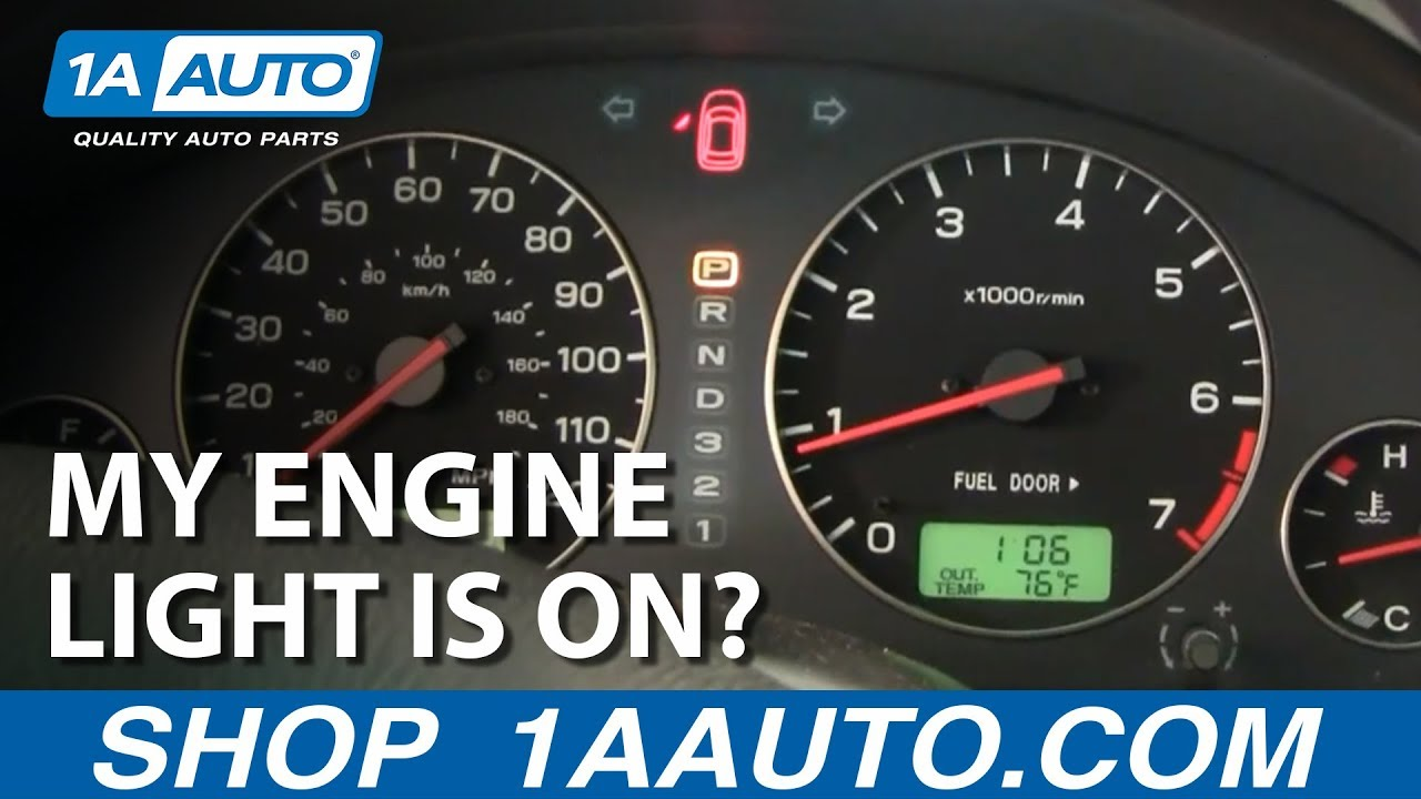 My Check Engine Light Is On - What Happens Next?