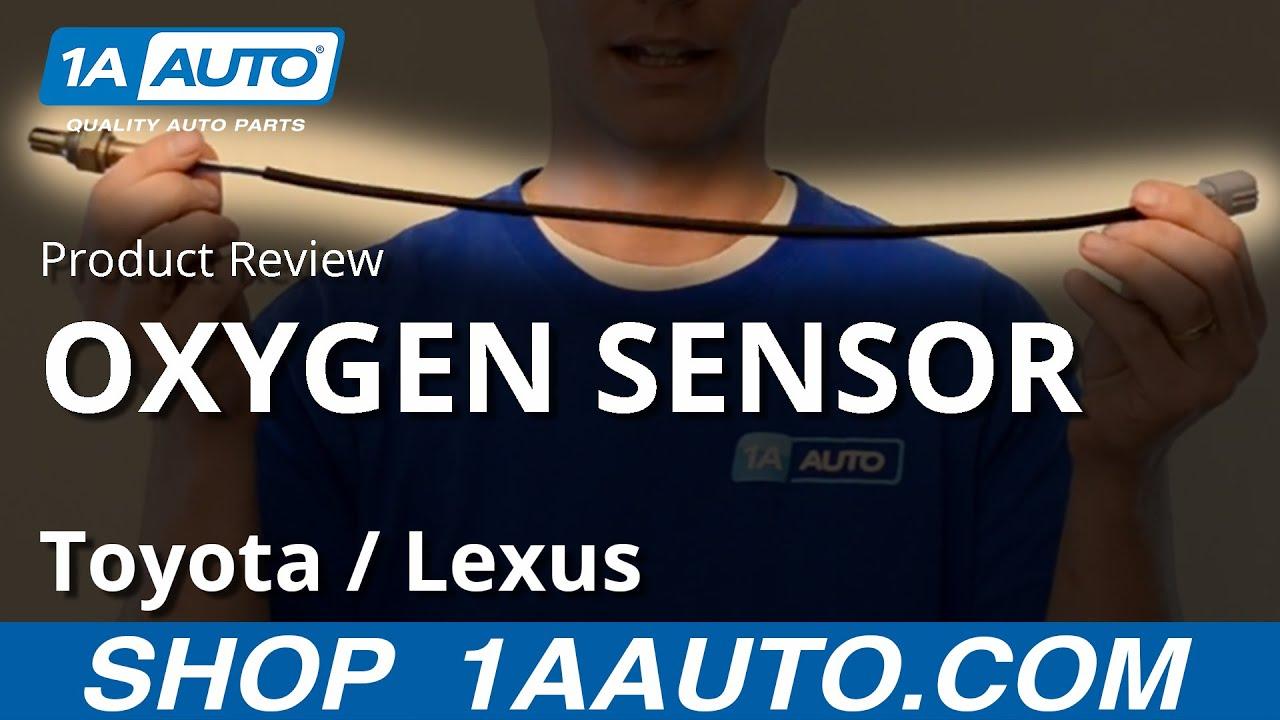 1A Auto Product Video - Oxygen Sensor 1AEOS01016