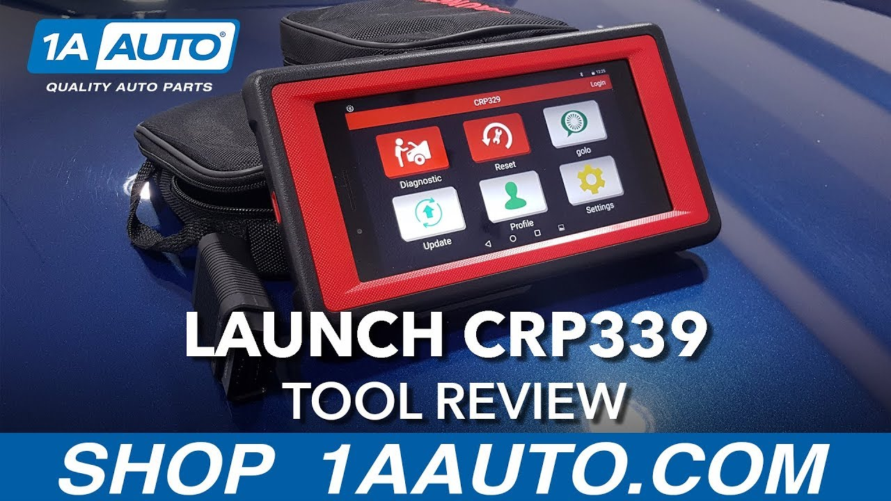 Launch CRP339 - Available at 1AAuto.com