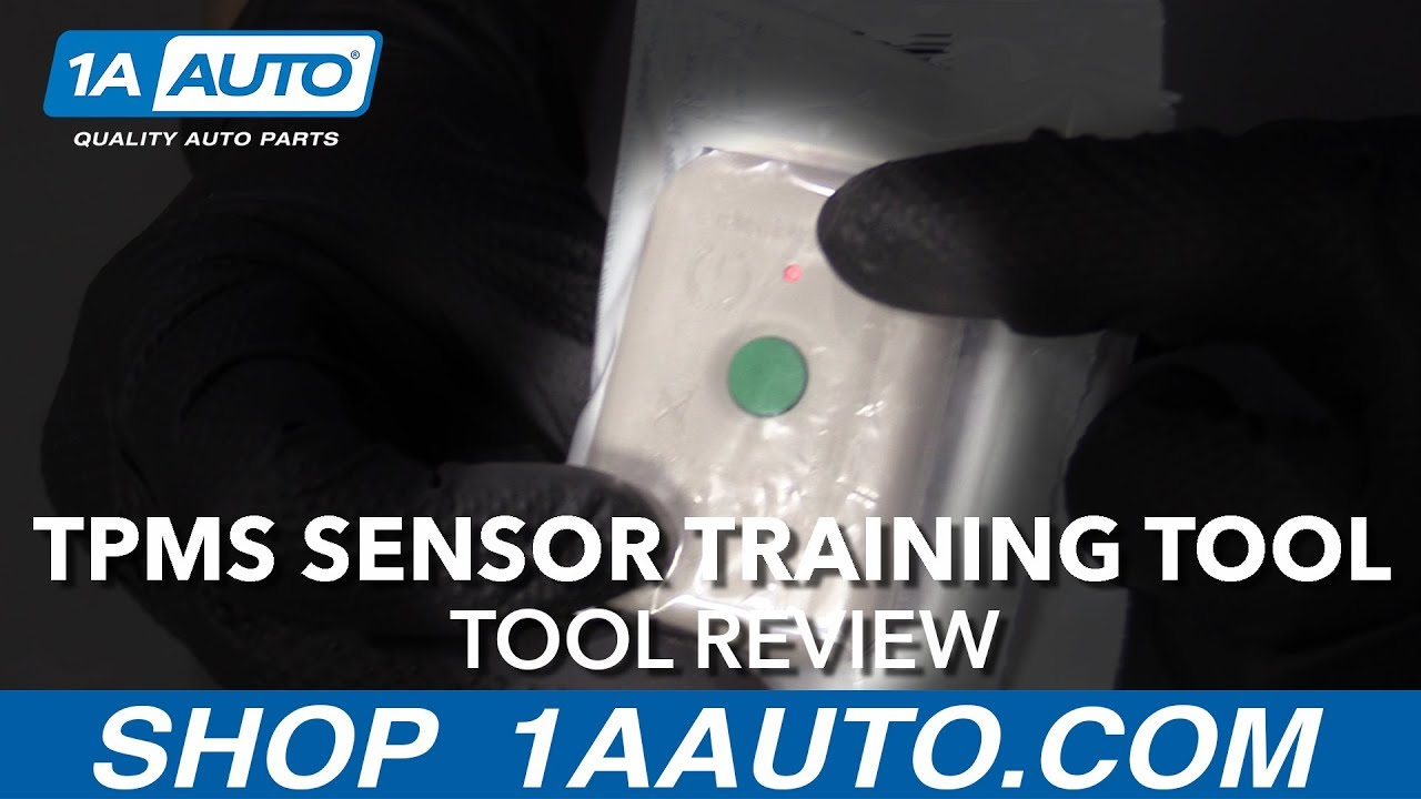 TPMS Sensor Training Tool - Available at 1aauto.com