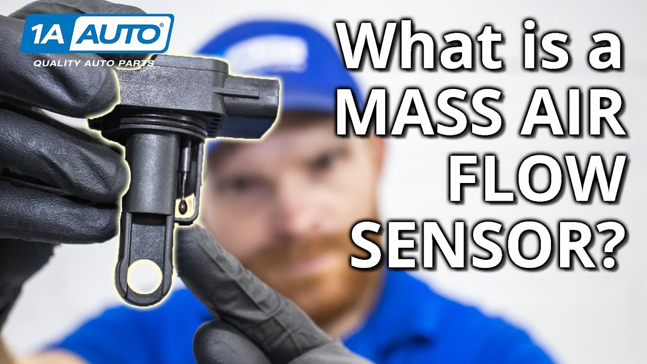 What Does a Mass Air Flow Sensor Do in a Car, Truck, SUV?