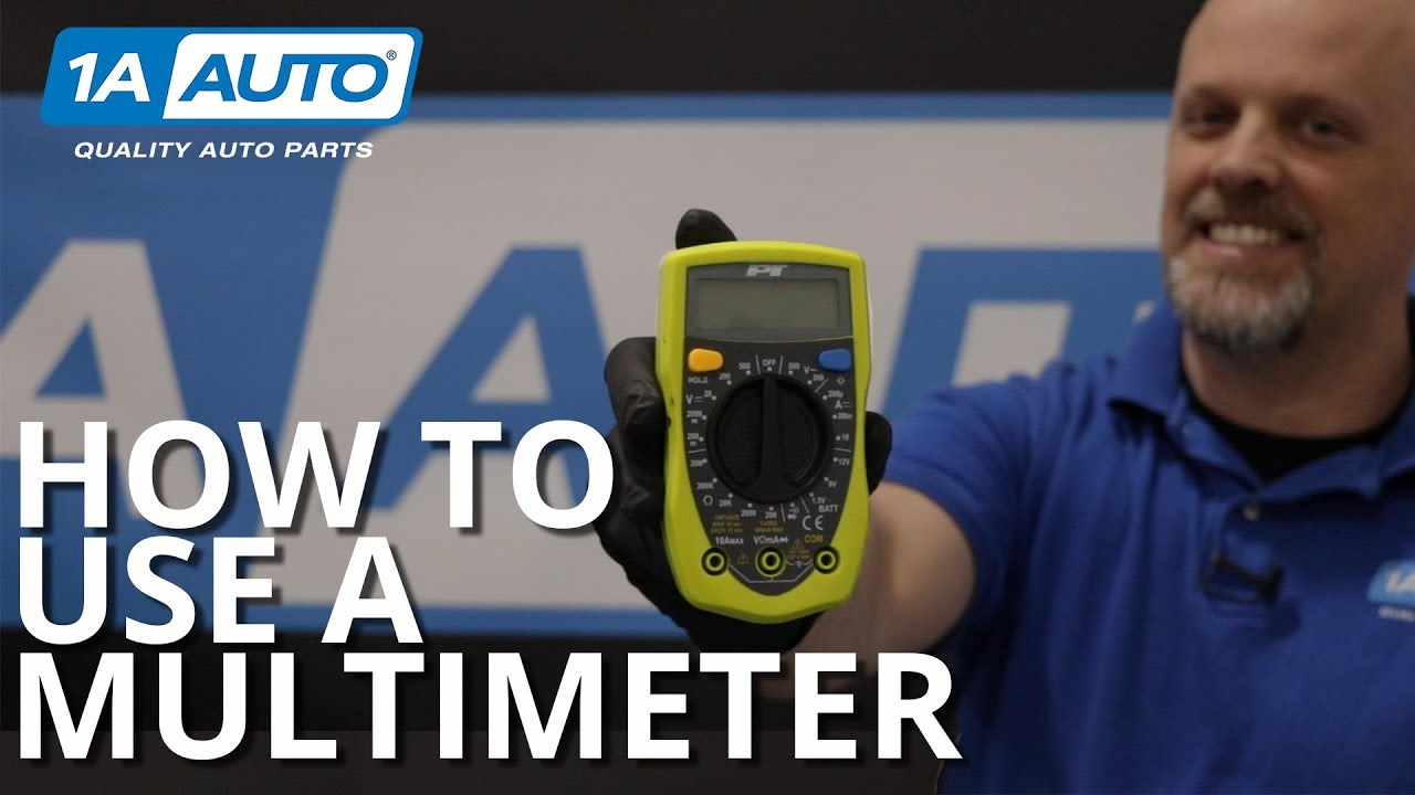 How to Use a Multimeter to Diagnose Car and Truck Electrical Problems