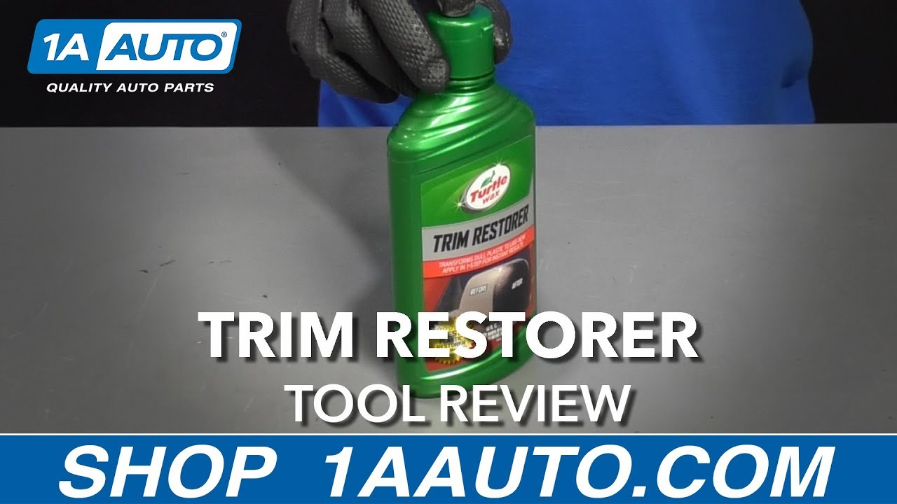 Trim Restorer - Available at 1AAuto.com