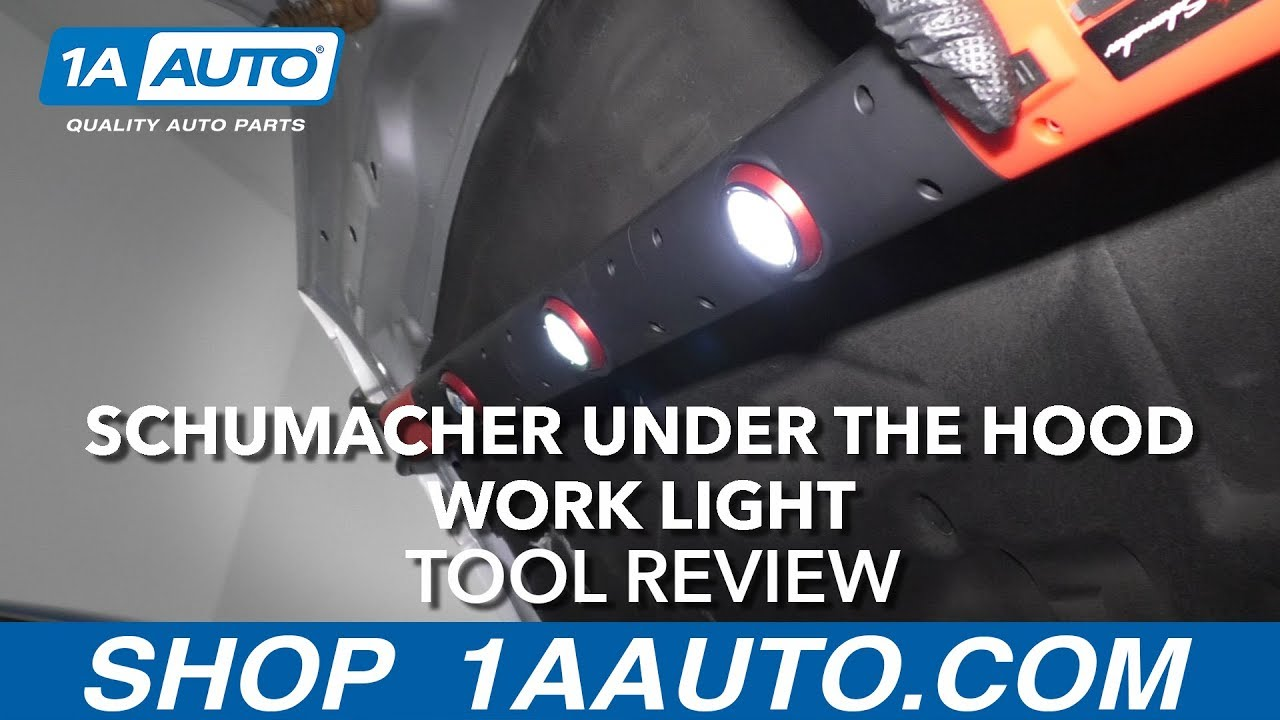 Schumacher Under the Hood Work Light - Available at 1AAuto.com