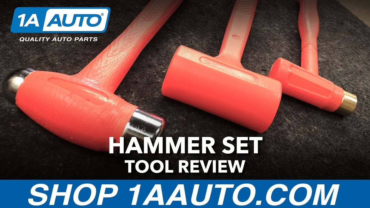 Hammer Set - Available on 1aauto.com