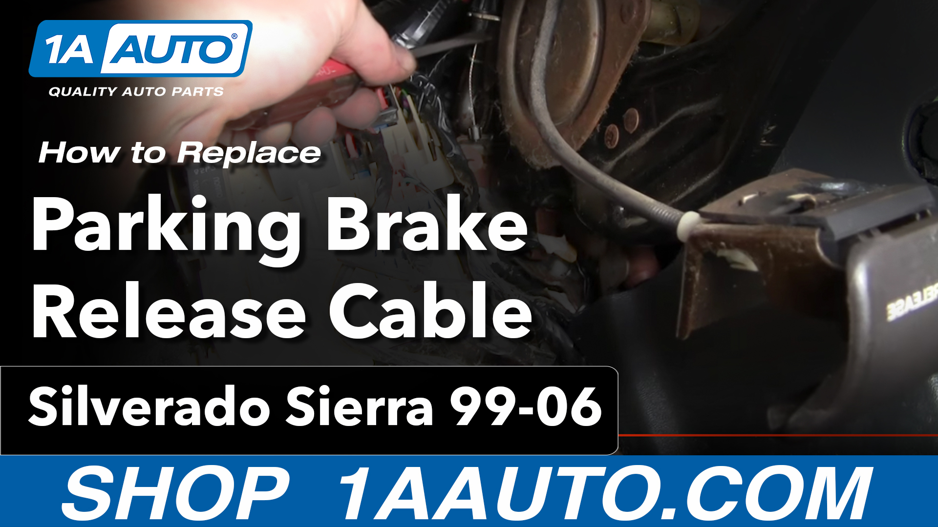 falcon alarm wiring diagram how to replace parking brake release handle 99 06 gmc  how to replace parking brake release handle 99 06 gmc