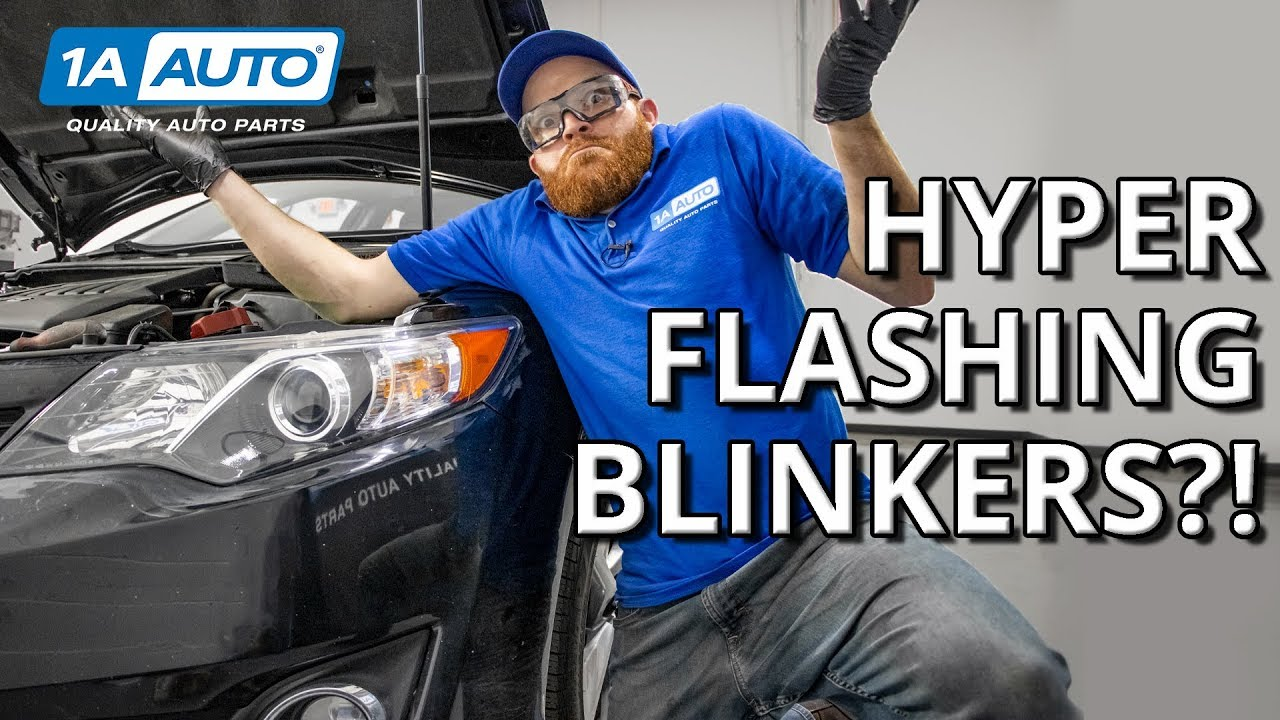 What Does a Fast Turn Signal Mean? Learn How to Fix Hyper Blinkers!
