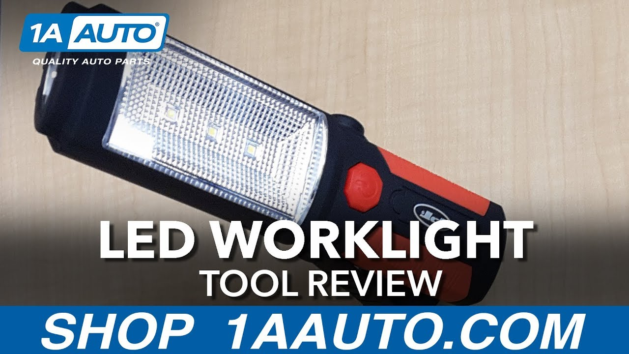 LED Work Light - Available on 1aauto.com