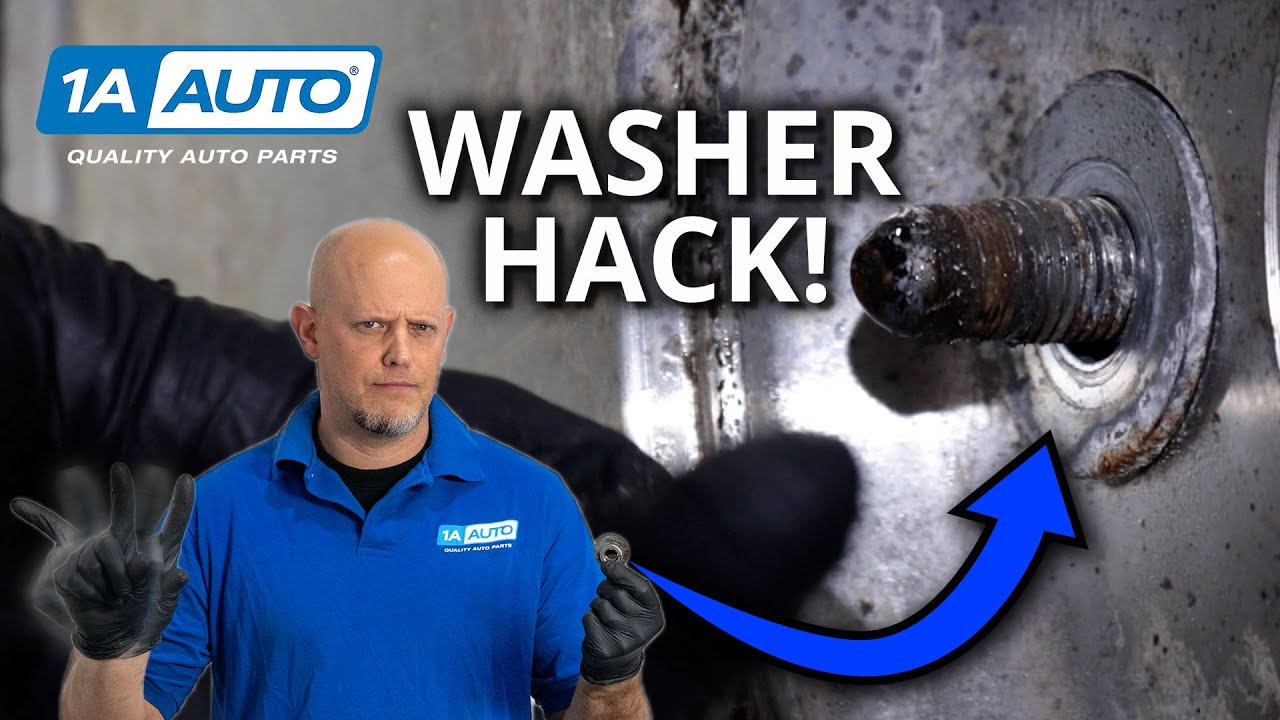 Dangerous Wheel Hack You Should Never Use Washers Under Your Lug Nuts