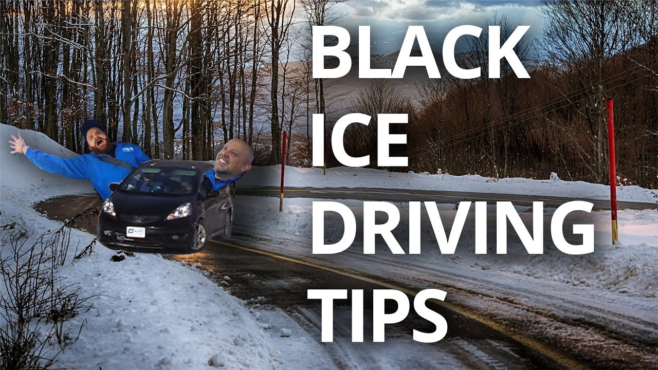 Black Ice Driving Tips