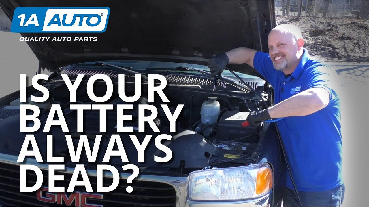 Battery Always Dead? How to Perform a Parasitic Draw Test