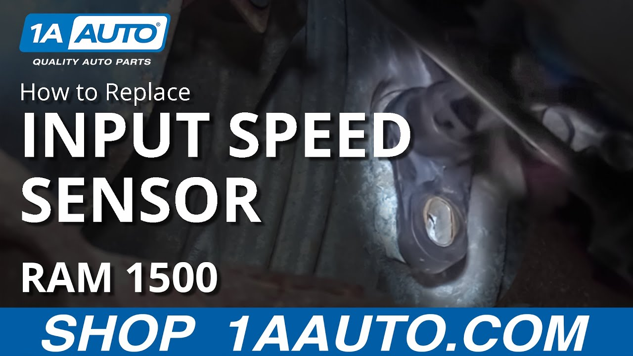 1998 dodge dakota transmission speed sensor