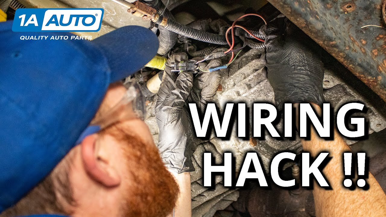 Car Reverse Lights Not Working? How to Diagnose Wiring, Might Be a Splice Hack!