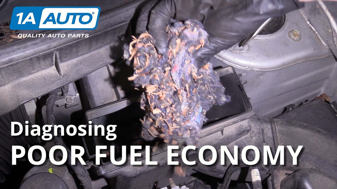 Bad Gas... Mileage? Diagnosing Poor Fuel Economy