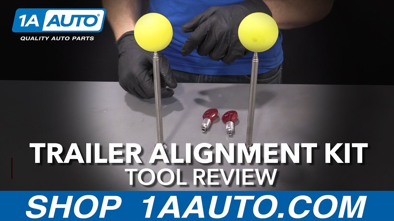Trailer Alignment Kit - Available at 1aauto.com