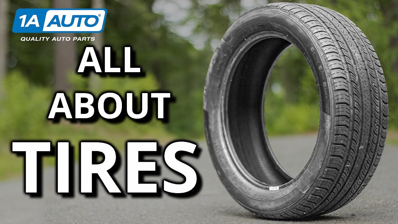 Everything You Need to Know About Tires on Your Car Truck or SUV