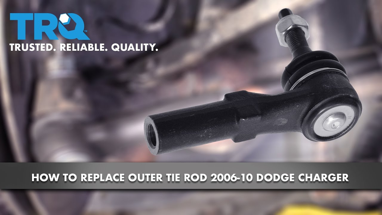 How to Replace Outer Tie Rods 2006-10 Dodge Charger