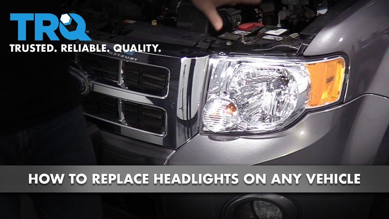 How to Install Headlights on Any Vehicle