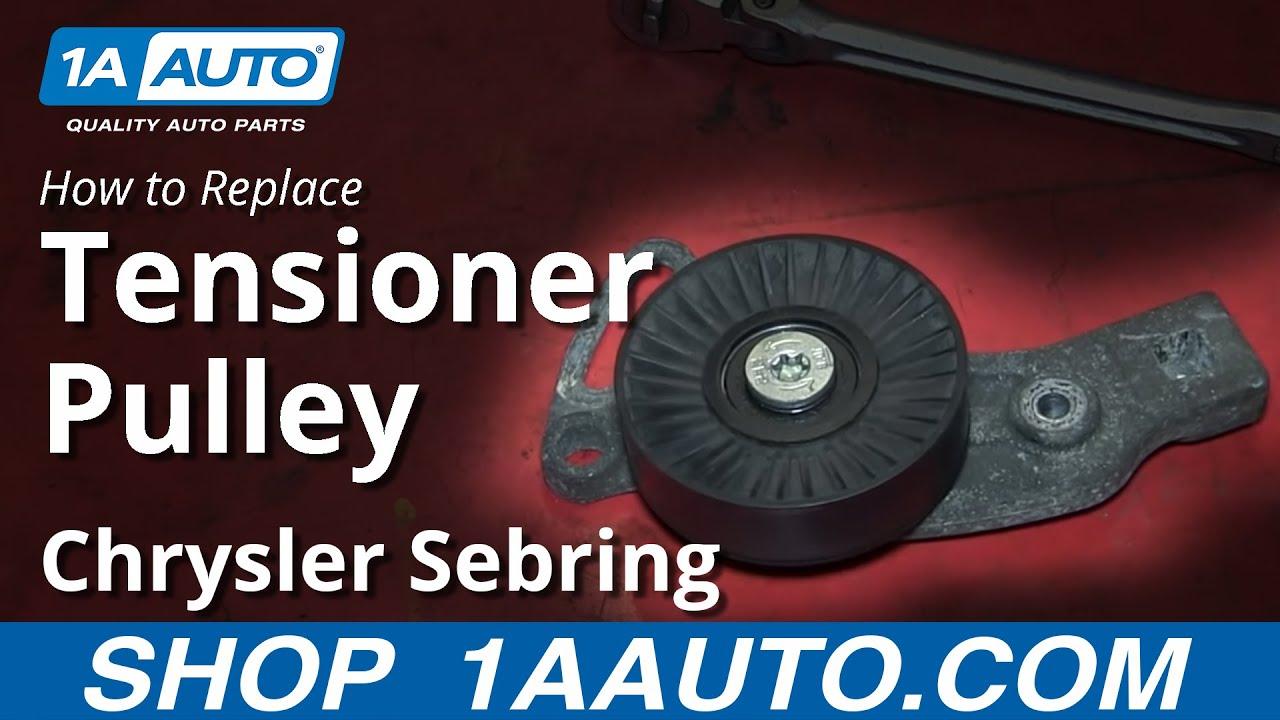 2005 Chrysler Sebring Alternator Wiring Diagram On Wiring Diagram