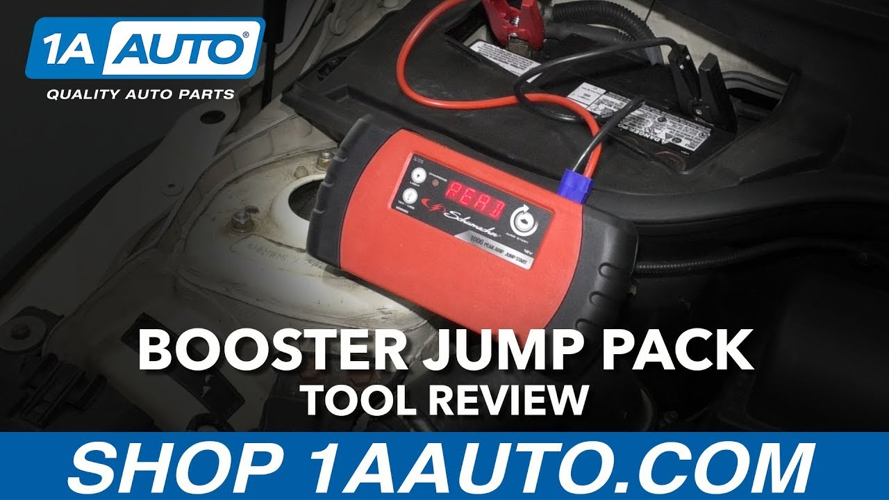Booster Jump Pack - Available at 1AAuto.com