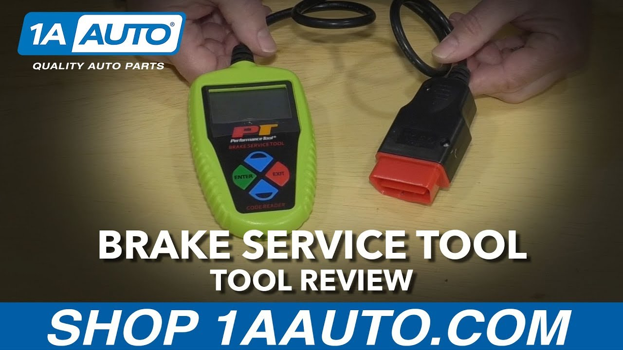 Brake Service Tool - Available at 1AAuto.com
